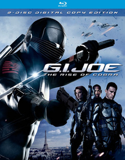 G.I. Joe: The Rise of Cobra - Blu-ray - Used