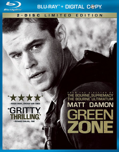 Green Zone - Blu-ray - Used