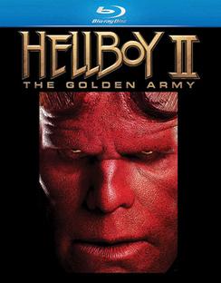 Hellboy II: The Golden Army - Blu-ray - Used