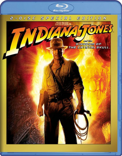 Indiana Jones and the Kingdom of the Crystal Skull - Special Edition - Blu-ray - Used