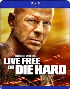 Live Free or Die Hard - Blu-ray - Used