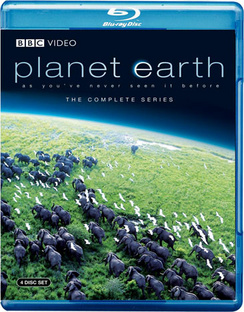 Planet Earth: The Complete Series - Blu-ray - Used