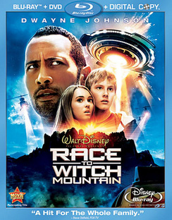 Race to Witch Mountain - Includes DVD - Blu-ray - Used