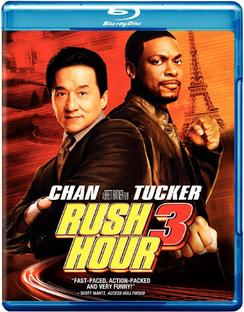 Rush Hour 3 - Blu-ray - Used