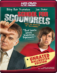 School for Scoundrels - HD DVD - Used