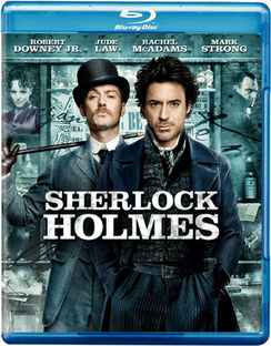 Sherlock Holmes - Blu-ray - Used