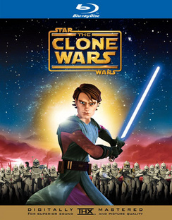 Star Wars: The Clone Wars - Blu-ray - Used