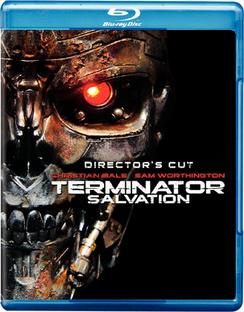 Terminator Salvation - Director's Cut - Blu-ray - Used