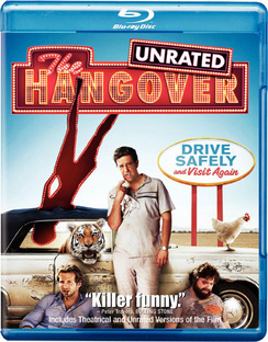 The Hangover - Unrated - Blu-ray - Used