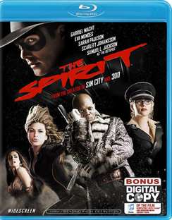 The Spirit - Blu-ray - Used