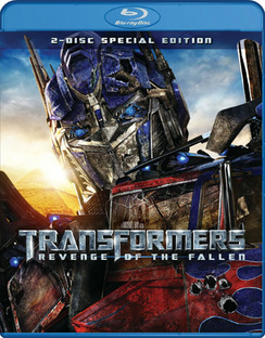Transformers: Revenge of the Fallen - Special Edition - Blu-ray - Used