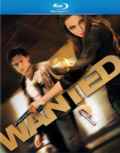 Wanted - Special Edition - Blu-ray - Used