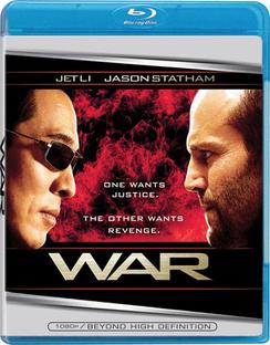 War - Blu-ray - Used