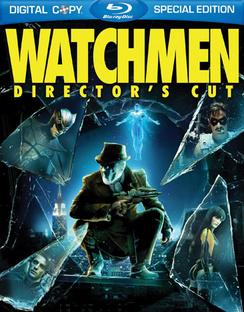 Watchmen - Director's Cut - Blu-ray - Used