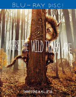 Where the Wild Things Are - Blu-ray - Used