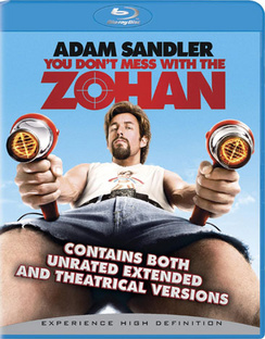 You Don't Mess With the Zohan - Blu-ray - Used