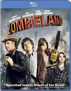 Zombieland - Blu-ray - Used