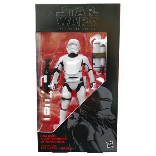 Star Wars Black Series - Flametrooper