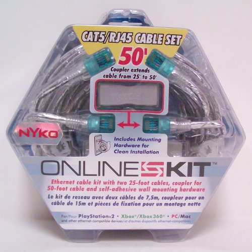 Nyko Online Kit - Game Accessory - New