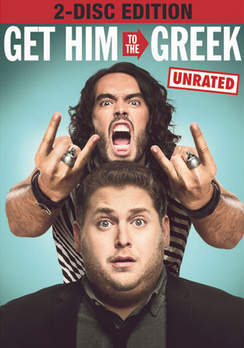 Get Him to the Greek Unrated - Widescreen - DVD - Used