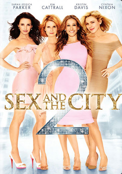 Sex and the City 2 - Widescreen - DVD - Used