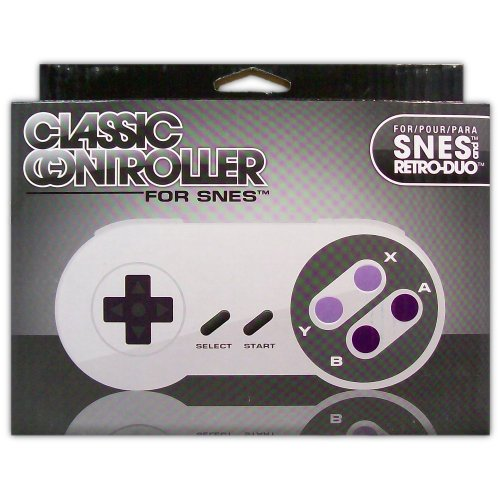 Classic Controller for SNES - Game Accessory - New