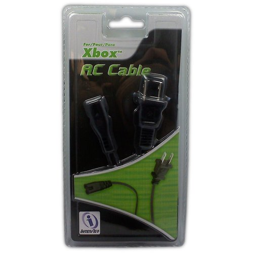 AC Cable for XBOX - Game Accessory - New