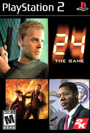 24: The Game - PS2 - Used