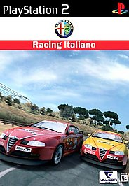 Alfa Romeo Racing Italiano - PS2 - Used