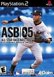 All-Star Baseball 2005 - PS2 - Used