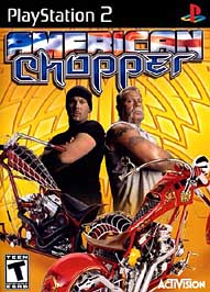 American Chopper - PS2 - Used