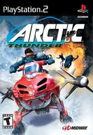 Arctic Thunder - PS2 - Used