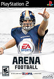 Arena Football - PS2 - Used