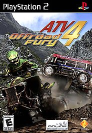 ATV Offroad Fury 4 - PS2 - Used