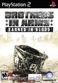 Brothers in Arms: Earned in Blood - PS2 - Used