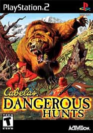 Cabela's Dangerous Hunts - PS2 - Used