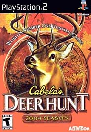 Cabela's Deer Hunt: 2004 Season - PS2 - Used