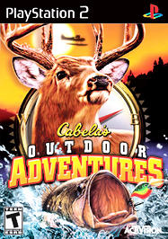 Cabela's Outdoor Adventures - PS2 - Used