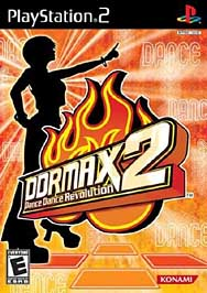 DDRMAX2: Dance Dance Revolution - PS2 - Used