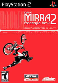 Dave Mirra Freestyle BMX 2 - PS2 - Used