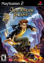 Disney's Treasure Planet - PS2 - Used