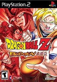 Dragon Ball Z Budokai - PS2 - Used