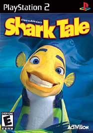 DreamWorks' Shark Tale - PS2 - Used