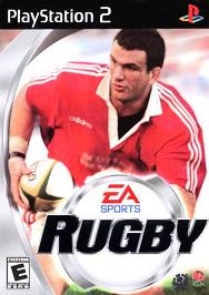 EA Sports Rugby - PS2 - Used