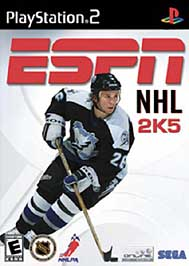 ESPN NHL 2K5 - PS2 - Used