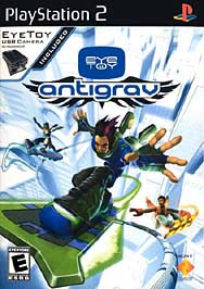 EyeToy: AntiGrav - PS2 - Used