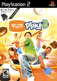 EyeToy: Play 2 - PS2 - Used