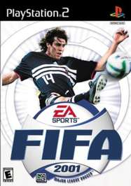 FIFA 2001: Major League Soccer - PS2 - Used