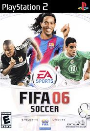 FIFA Soccer 06 - PS2 - Used