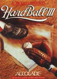Al Michael Announces HardBall III - Sega Genesis - Used